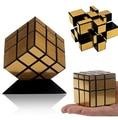 2016 Shengshou Cubo Mágico Conjunto de Flutuação Ângulo Puzzle Cube Velocidade Skewb Magic Cube Enigma 3x3x3 Mirror Brinquedos Cubo mágico