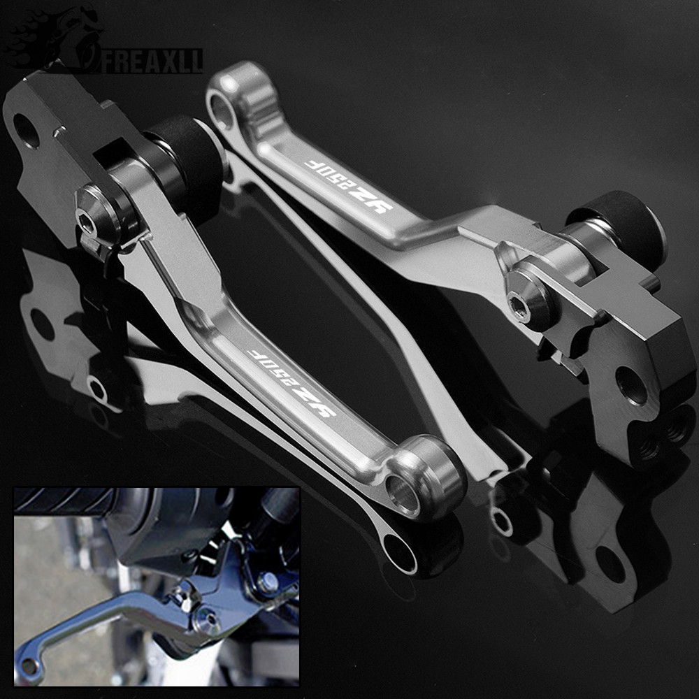 CNC For Yamaha YZ250F 2009-2019 2010 2011 Pivot Dirt bike Brake Clutch Levers