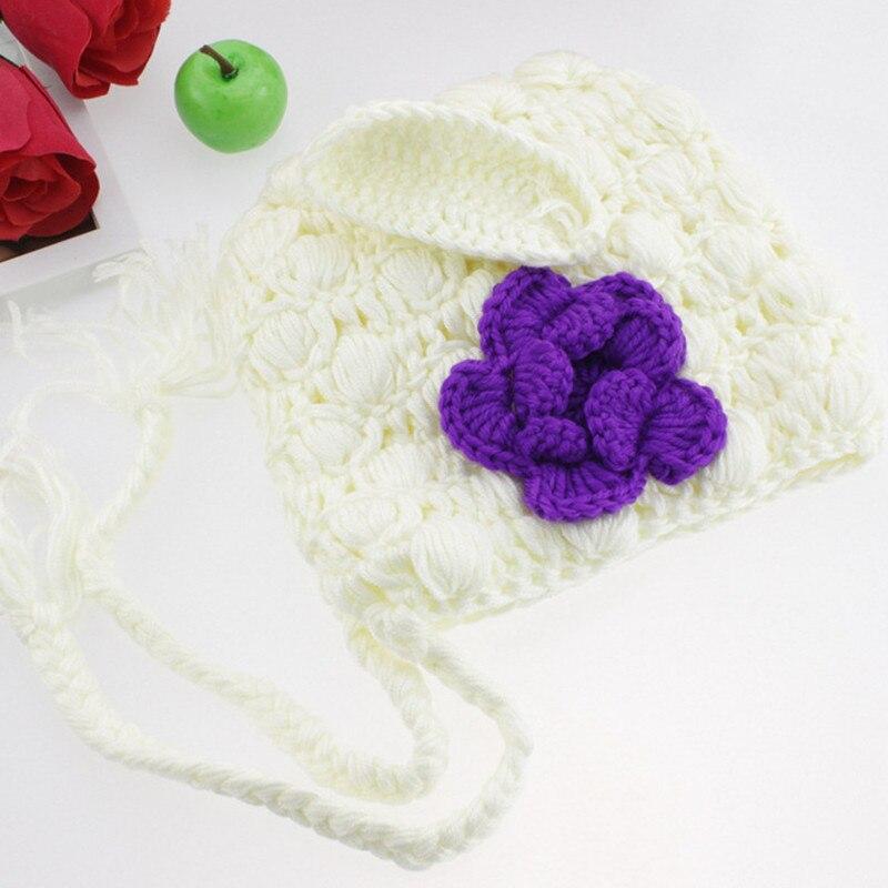 Cute Cartoon Animal Beanies Winter Autumn Crochet Baby Hat Newborn Photography Props Infant Knit Cap Bebek Fotograf Aksesuarlar