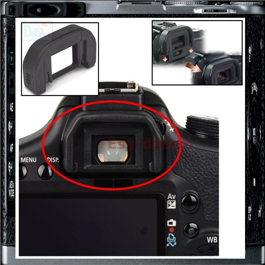 18mm Rubber Eyecup EF Eye Cup Camera Eyepiece Extender For Canon 77D 100D  1300D 1200D 1100D 1000D 600D 650D 700D 750D 760D 800D