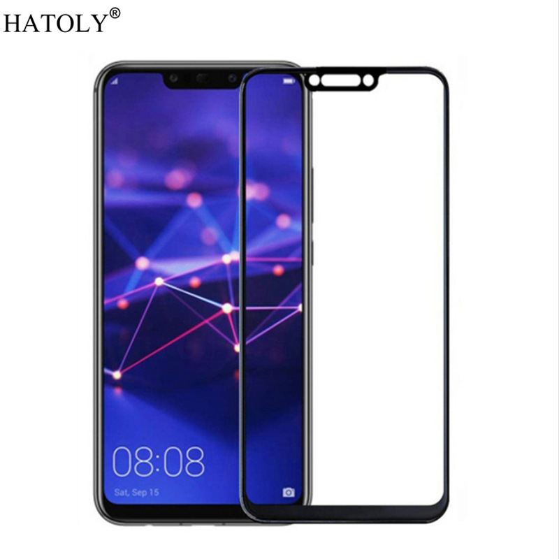 Tempered Glass Huawei Mate 20 Lite Glass Film Full Cover Screen Protector for Huawei Mate 20 Lite Glass for Huawei Mate 20 Lite-in Phone Screen Protectors from Cellphones & Telecommunications