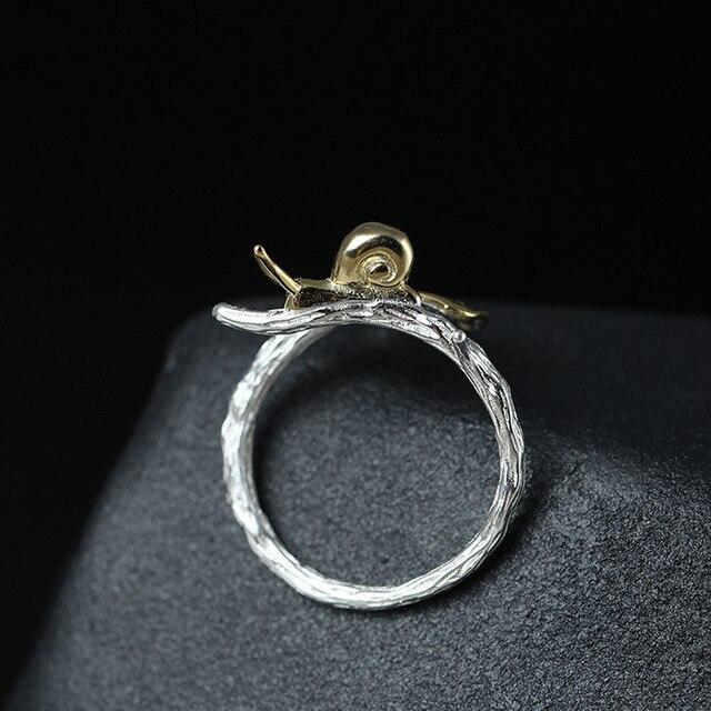 925 Sterling Silver Handmade Ring 4
