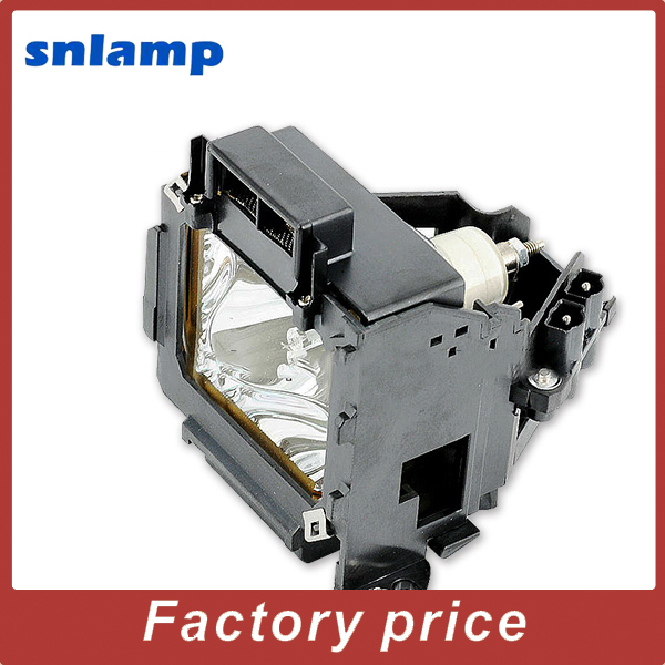 Snlamp compatible Projector lamp with housingELPLP17 V13H010L17 for TW100 EMP-TS10 EMP-TW100 стоимость
