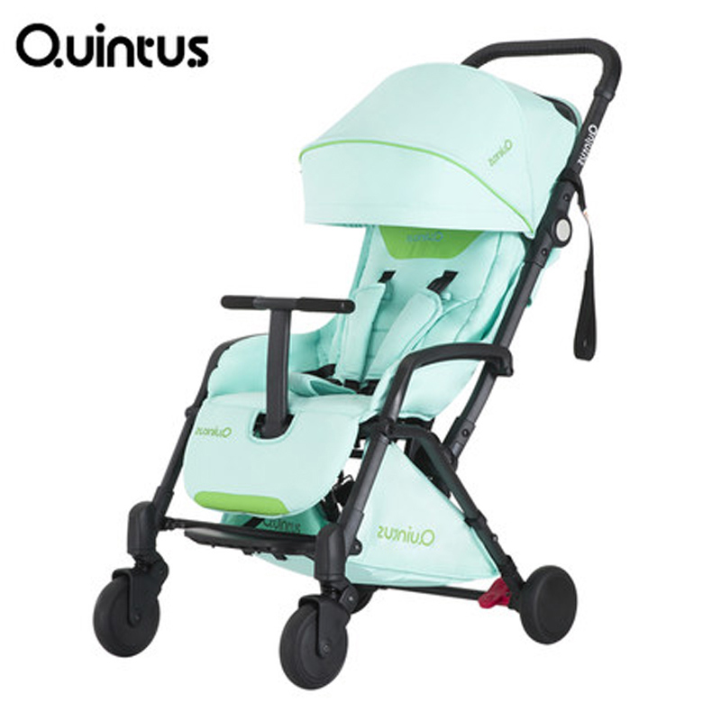 Baby Stroller For Newborns Super Light and Portable Umbrella Car Easy Carry Foldable Sit on and Lying 4 Wheels Travel Strollers 2017 pouch new baby stroller super light umbrella baby car folding carry on air plane directly minnie size
