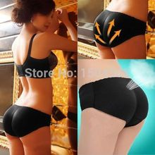 bragas Fashion Lady Padded Seamless Butt Hip Enhancer Shaper Panties Underwear Women Underwear Padded Panties Beautify Buttocks