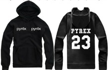 Mens Hoodies PYREX 23 VISION Sweatshirts brand men Hoodies Autumn and winter boys fashion casual pullover