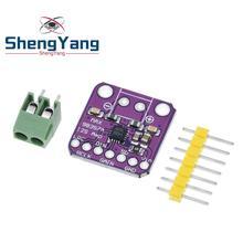 ShengYang Max98357 3w wzmacniacz klasy D interfejs Breakout I2s moduł dekodera Dac bezfilcowa karta Audio dla Raspberry Pi Esp32