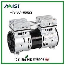 110 V (AC) 67L/MIN 550 Watt Ölfreien Kompressor Pumpe HYW-550