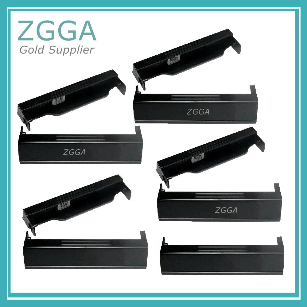 Lot of 20 New Hard Drive Caddy Cover Black for Dell Latitude E6500 HDD Bracket