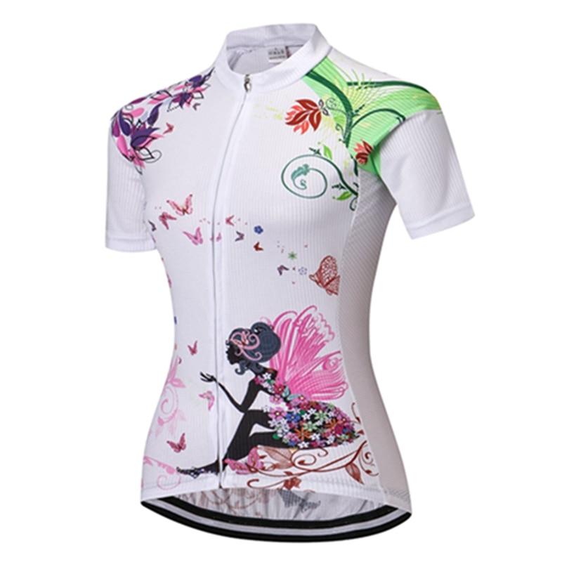 WEIMOSTAR Women Cycling Jersey Ropa Ciclismo Bicycle Bike Shirt Outdoor Sports Short Sleeve Jersey/Shorts S-XXXL