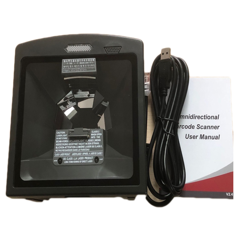 SM 9120 montagem fixa vertical 1d scanner de código de barras leitor de código de barras a laser omnidirecional handfree - 5