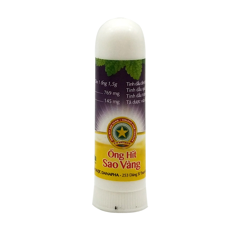 Image 4 - Golden Star Herbal Nasal Inhaler Stick Mint Cylinder treament Asthma Nasal congestion headache Refreshing Aroma Stick Inhaler-in Patches from Beauty & Health