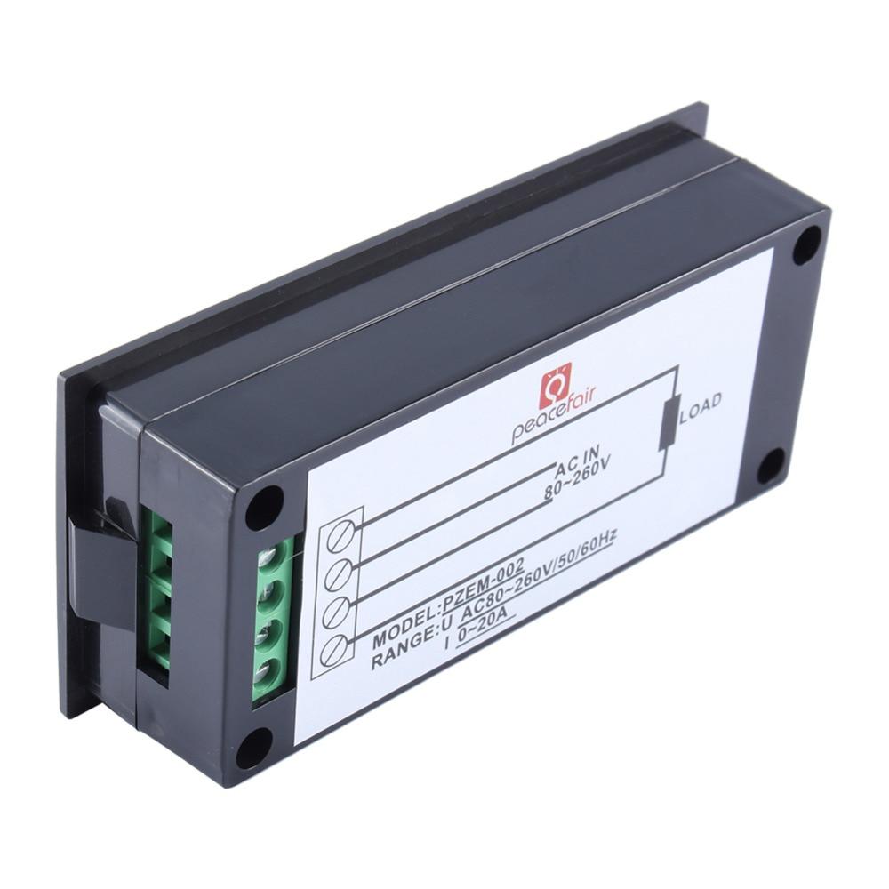 Digital Power Meter With Remote Display : Popular remote energy meter buy cheap