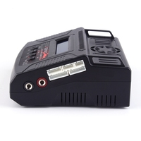 C610Ac Charger 100W 10A Ac/Dc Dual Power Rapid Balance Charger/Discharger For Lipo/Life/Lilo/Nimh/Nicd Rc Car Battery(Eu Plug)#8