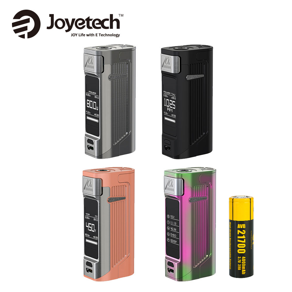 Original Joyetech ESPION Solo 21700 MOD 80W Output Power By 21700 4000mAh Battery 1 3 Inch