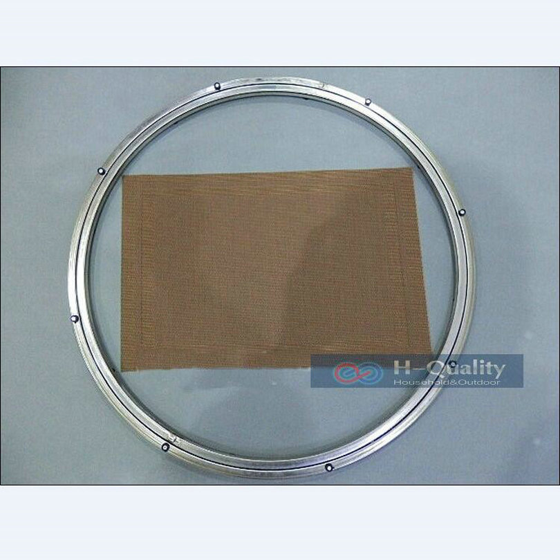 Furniture ... Furniture Parts ... 32271369090 ... 3 ... Solid Stainless Steel Lazy Susan Turntable Swivel Plate Kitchen Furniture Of Outside Dia 400 MM (16 Inch) Heavy Load And Smooth ...
