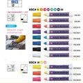 Japanes SAKURA металлическая ручка для краски  ручка для шин  водонепроницаемая  не выцветает  высокая термостойкость промышленного использовани...