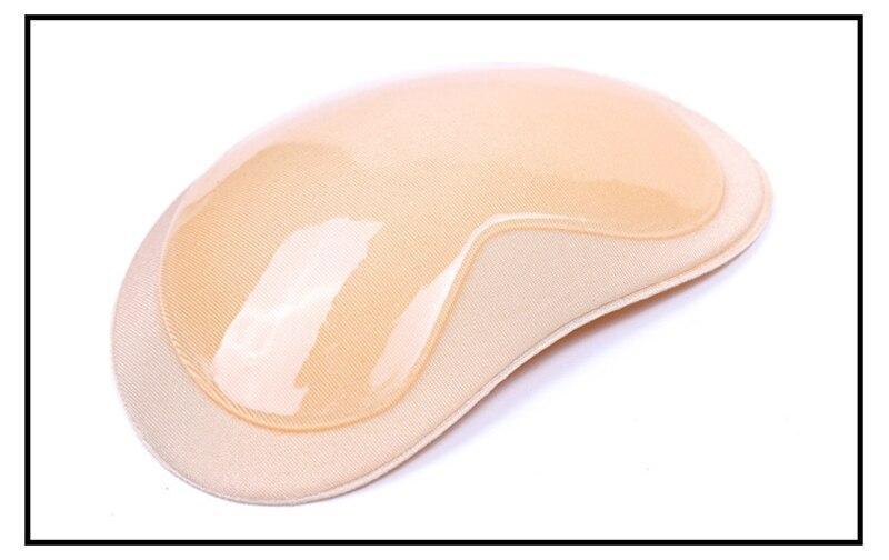 HTB1pt aXy6guuRkSmLyq6AulFXaz Bikini Push Up Padded Swimsuit Bikini Small Bust Thicker Breathable Sponge Bra Pad Invisible Paste Padding Dropship