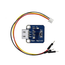 SunFounder Switch Hall Sensor Module With 3-Pin Anti-Reverse Cable  For Arduino