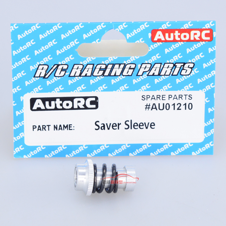 AutoRC A10 Original Short Card Racing Part AU01210 Steering Saver Sleeve
