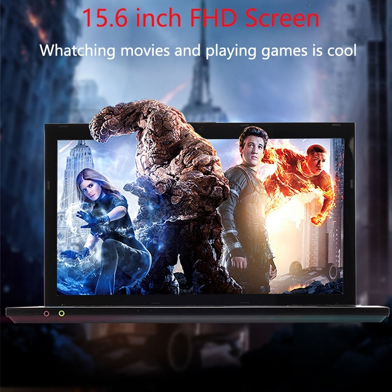 15 6 Inch 8GB RAM 512G SSD with DVD Driver Laptop Intel i7 3517U Processor IPS 1080P Screen Notebook Windows 10 Ultrabook in Laptops from Computer Office