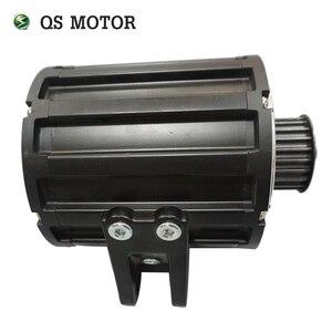 Image 3 - Qsモータ新発売製品120 2000ワット72v 70h駆動motorfor電動バイク