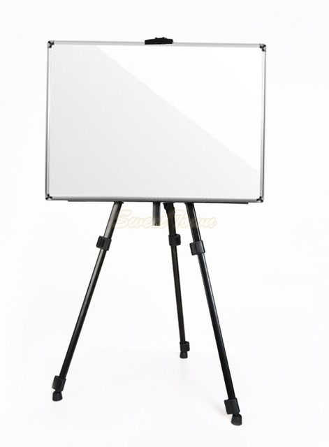 high quality metal hand folding easel stand tripod sketch pad easel