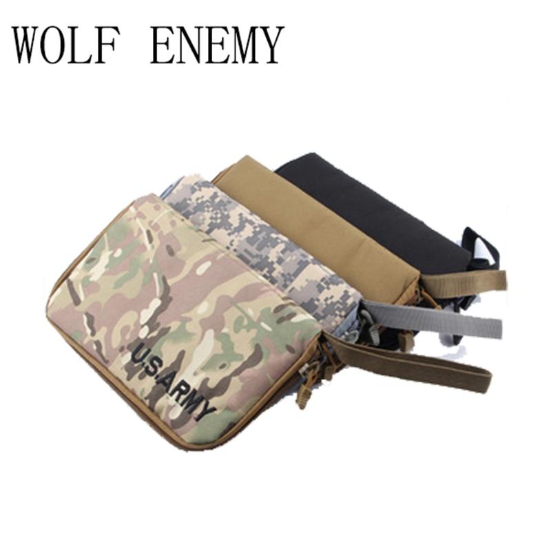 Airsoft Tactical Στρατιωτική Φορητή Χειρουργική Χειροπρίονα Πιστόλι Χαρτοφύλακας Χαρτοφύλακας Χειροποίητο Πυροβόλο Χειροκίνητο όπλο 4 Χρώματα