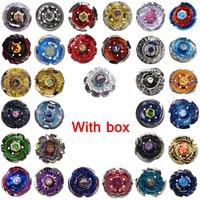 Zestaw Do Sprzedaży 31 sztuk Beyblade Beyblade Z Wyrzutni I Oryginalne Pudełko Spin Top Puzzle Funny Toy Prezent # E