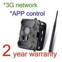 Willfine 3.0cg 56 шт. Невидимый ИК подсветкой 3G лес Камера S MMS SMTP 3G Trail Камера ловушка Камера Охотничьи камеры с приложение Управление
