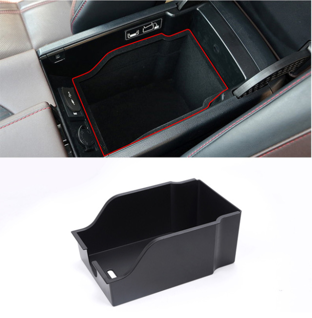 For <font><b>Lexus</b></font> <font><b>RX200t</b></font> RX400h 2016 2017 Car Styling Armrest Box Storage Phone Container Holder Tray Box Organizer Accessories image