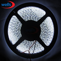 NEW 5M SMD 3528 Cool White 600 LEDs Strip Light120Leds/M Car DC24V Waterproof
