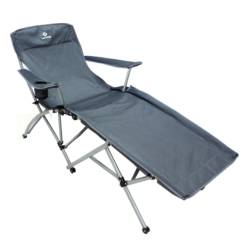 Folding Chair Portable Outdoor Chaise Lounge