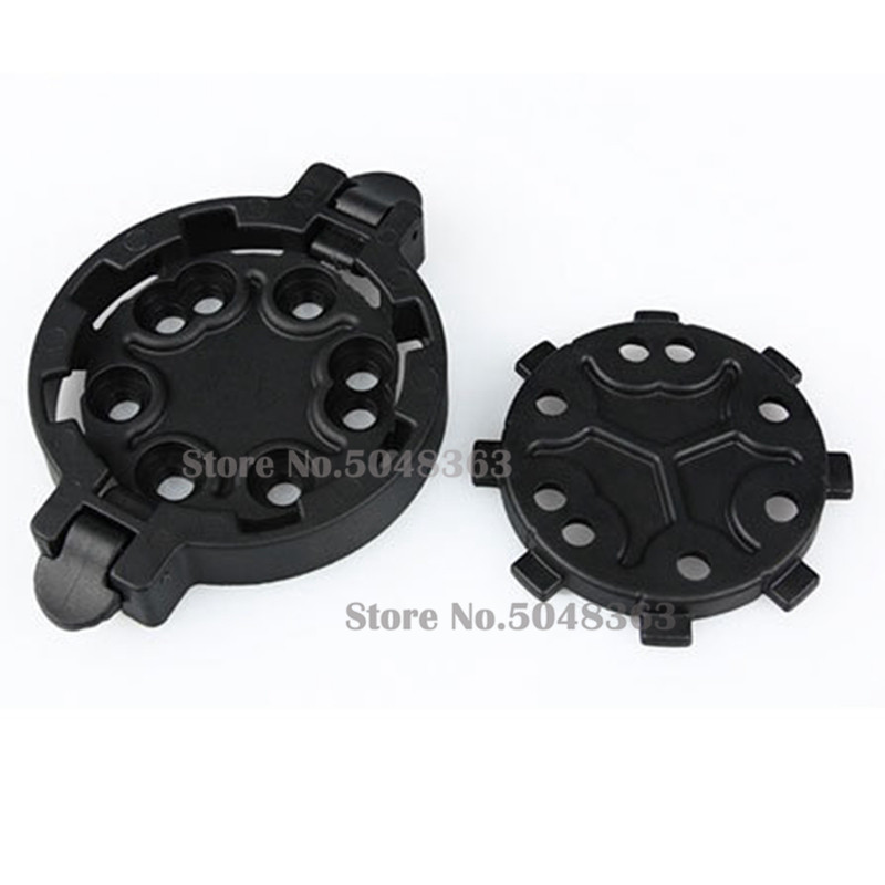 Quick Disconnect QD Mount Holster Platfit forms Adapter Kit Female//Male 360°