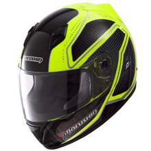 New German marushin 778RS capacete casco casque moto ECE approved Glazed steel Car motorcycle helmet with HOrn Motocross