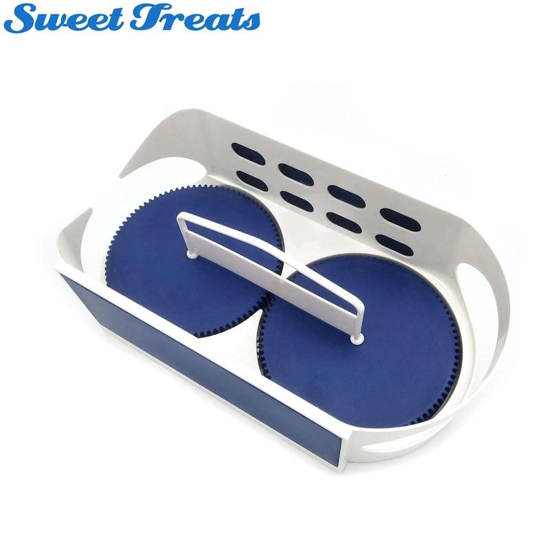 Sweettreats Rotazione Scatola di Immagazzinaggio Bagno Multi-funzione Rack Girevole Organizer Rack Da Cucina