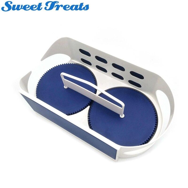 Sweettreats Rotation Aufbewahrungsbox Bad multifunktions Rack Swivel Organizer Küche Racks