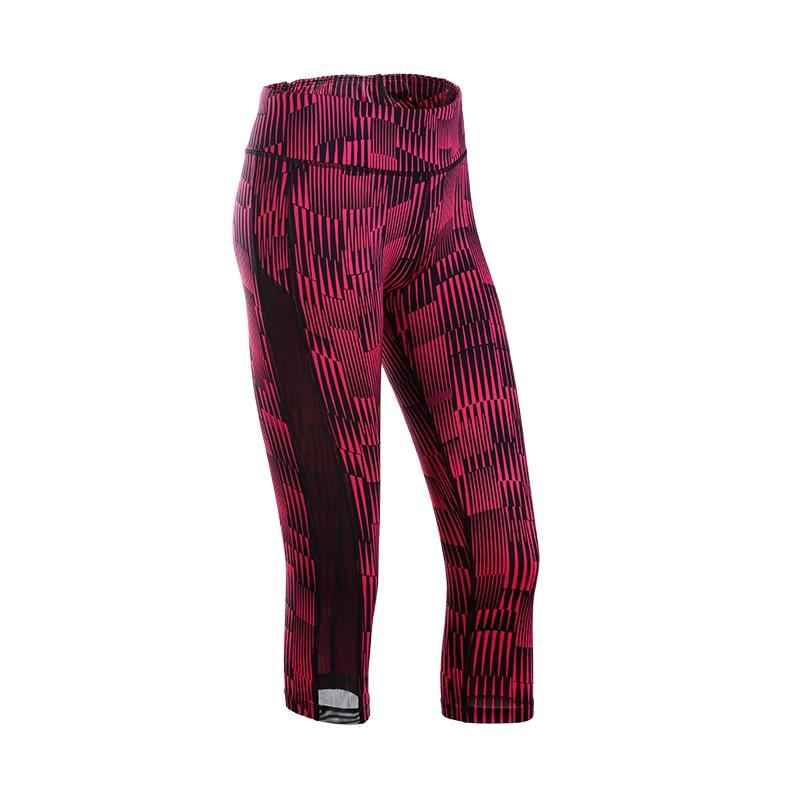 Pantallona të gjera U Yoga Fitness Capris Panel i mprehtë vertikal - Veshje sportive dhe aksesorë sportive - Foto 5
