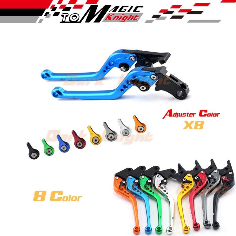 For HONDA CB300F CB500F/X MSX125 CBR500R CBR400R CBR300R CBR250R Motorcycle CNC Billet Aluminum Long Brake Clutch Levers Blue billet new alu long folding adjustable brake clutch levers for honda cbr250r cbr 250 r 11 13 cbr300r 14 cbr500r cb500f x 13 14