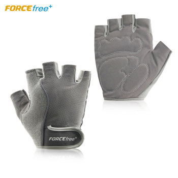 Forcefree+ Workout Weight Lifting Gloves Half Finger Dumbbell Training Exercise Gym Fitness Gloves for Men Women