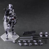 27cm Anime figures X men Deadpool figma nendoroid figure Super Hero Action Figures Model Toys