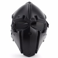 WoSporT Pre Sale Tactical Helmet With Masks For Singshot Hunting Paintball Airsoft Military Wargame Outdoor Cosplay