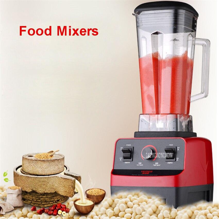 220 V/50 hz PB103 cassé mur machine multifonction chauffage 2L capacité maison automatique soja lait mélangeur 2200 W aliments mélangeurs
