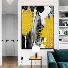Wall Art Poster Colorful Printings Abstract Canvas Painting Decorative pictures for living room Unframed prints modern posters(China)