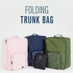 Image 3 - Saco de viagem dobrável mochila feminina à prova dwaterproof água saco de bagagem portátil oxford grande capacidade bolsa
