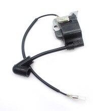 Trimmer Tiller GX25 Coil Brushcutter Honda FG110 HHT25S WX10K1 Boot-Fit Ignition Spark-Plug
