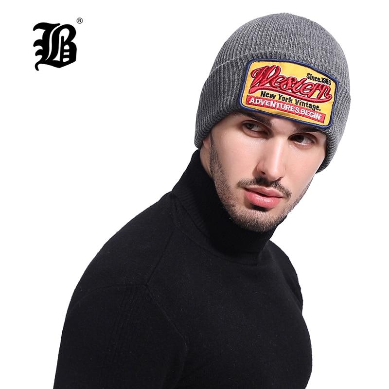 [FLB] Winter Hat   Skullies     Beanies   Hats Winter   Beanies   For Men Women Wool Scarf Caps Balaclava Mask Gorras Bonnet Knitted F18039
