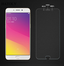 2PCS Screen Protector Glass OPPO R9S 9H 2.5 D Tempered Phone Glass For OPPO R9S Glass R9S Anti-scratch Protective Film 5.5'' цена и фото
