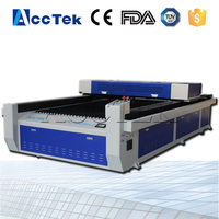 Steel wood acrylic leather laser cutter cnc 1325/ 150W 180W 280W 300W co2 laser cutter machine/ laser cutter cnc