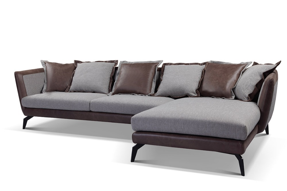 Promotion Modern furniture / living room unfolding sectional sofa ...